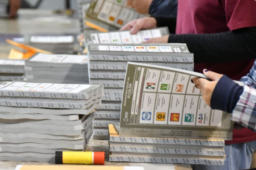 Grupo armado roba 11 mil boletas electorales en Tabasco