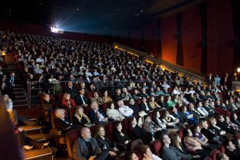 Se promueven en salas de cine la prevención de drogas