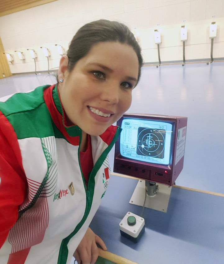 Alejandra Zavala será la abanderada en JCC Barranquilla 2018