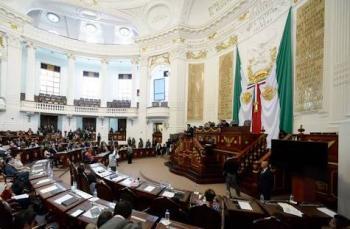 En remodelación ALDF para dar paso al Congreso local