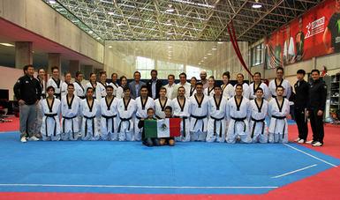 Anuncian selecciones de Taekwondo a JCC Barranquilla 2018 y Panamericano 2018