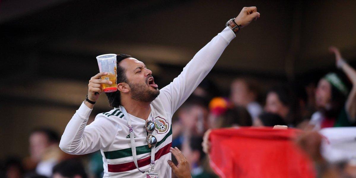 Chelas gratis si México le gana a Brasil