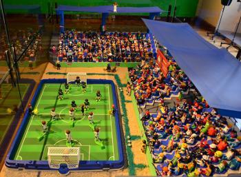 La pasión del fútbol llega al Museo Nacional de las Culturas del Mundo