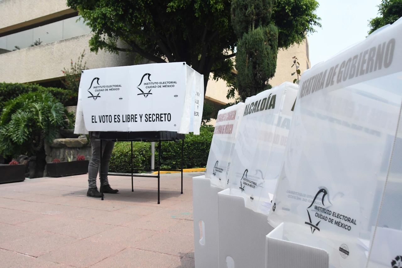 IECM se declara listo para Jornada Electoral