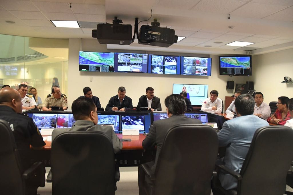 Vigilarán elecciones con más de 15 mil cámaras de C-5