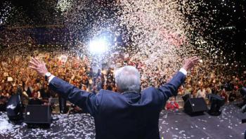 La tercera es la vencida y se cumplió; AMLO Presidente
