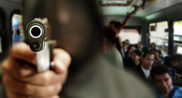 Detienen a supuesto asaltante de transporte público en Azcapotzalco