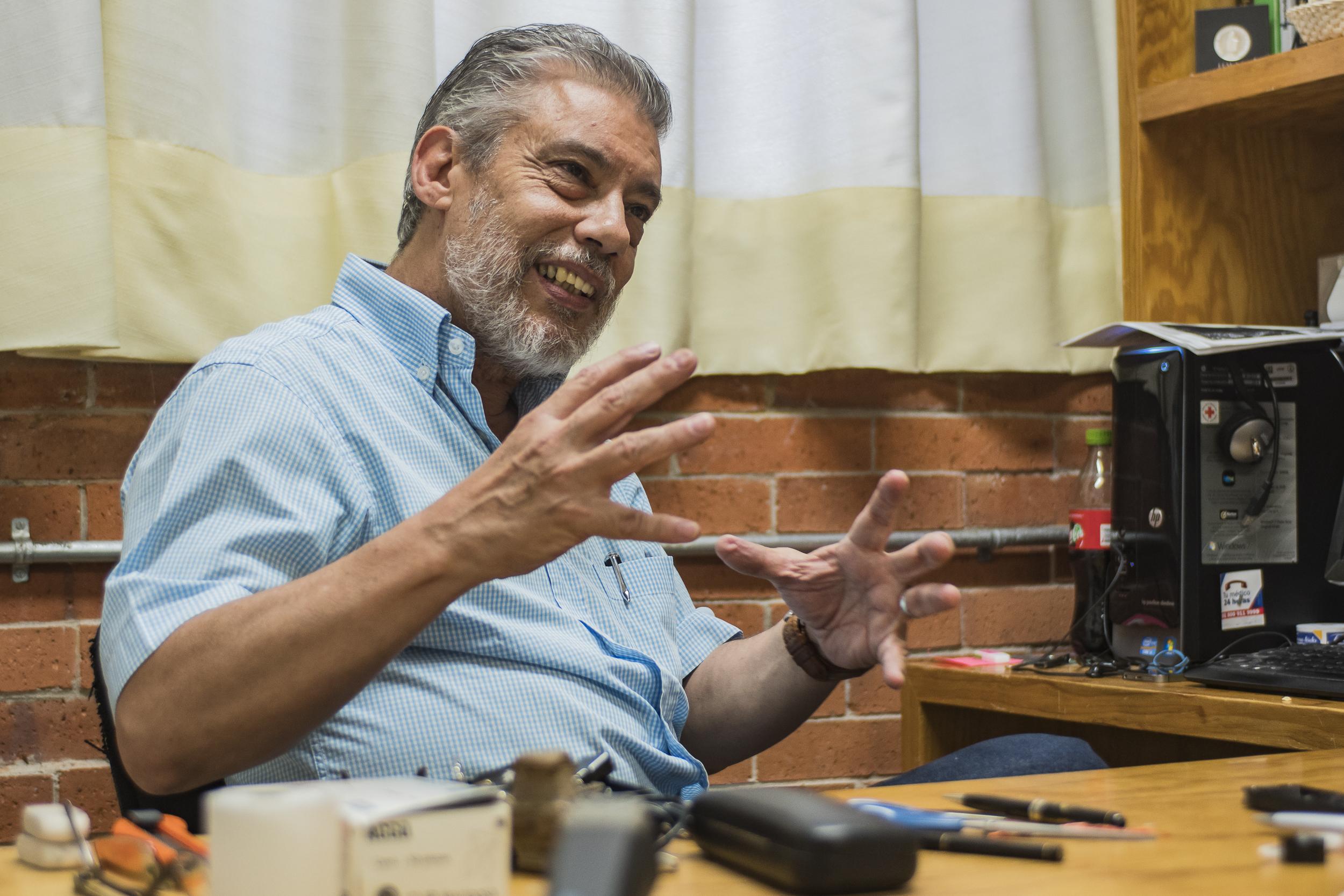 PROPONE UNIVERSITARIO CREAR PARQUES MODULARES EN LA CDMX PARA CONTRARRESTAR LAS ISLAS DE CALOR