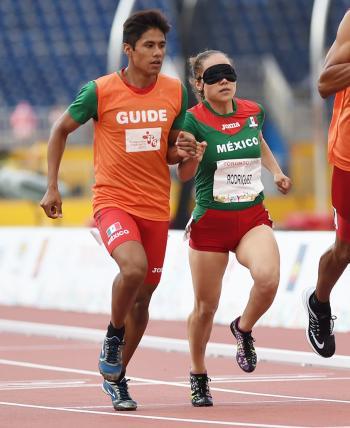 Cosecha dorada en Grand Prix de Para-Atletismo Berlín 2018