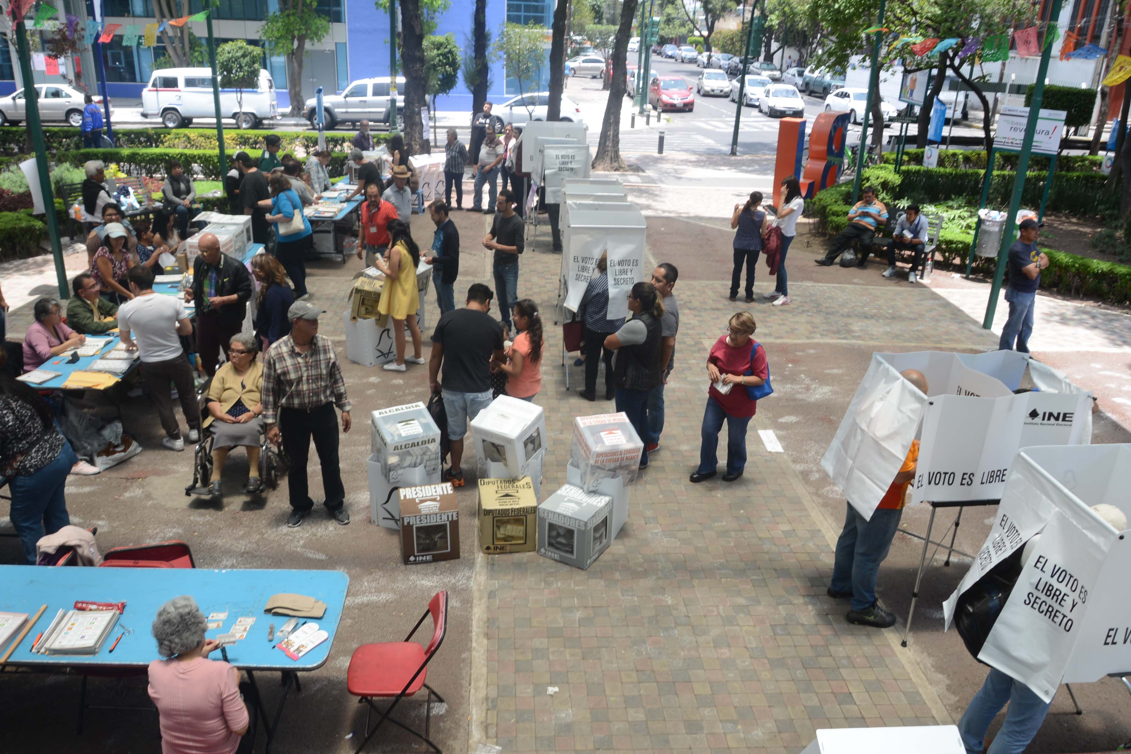 Reconoce IECM la participación histórica de la ciudadanía en el Proceso Electoral de la Ciudad de México