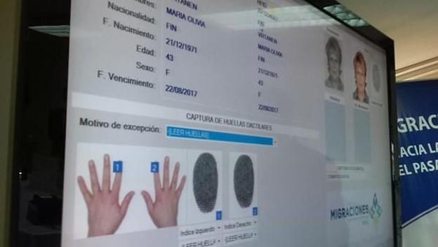 Pasaporte llevará fotografía digital
