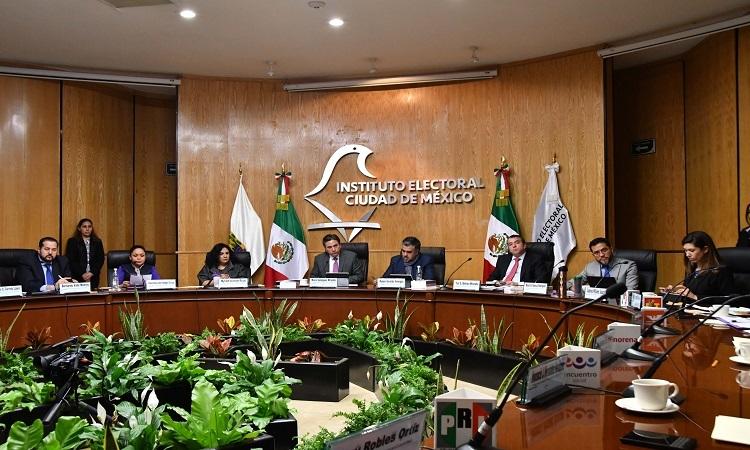 Entregará IECM en Consejos Distritales Constancias de Mayoría a Diputaciones Locales y Alcaldías electas