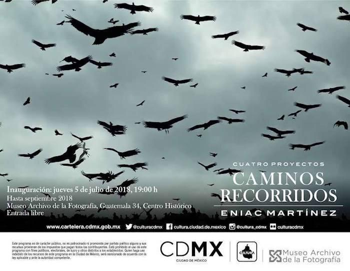El Museo Archivo de la Fotografía ofrece un viaje por México a través de la mirada de Eniac Martínez