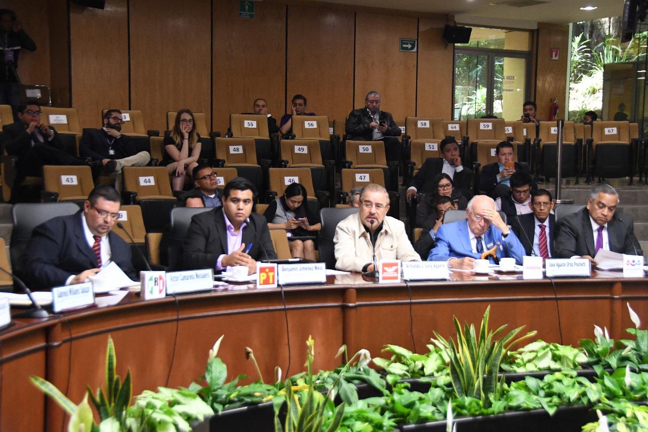 Asigna IECM Diputaciones de Representación Proporcional para el Congreso de la Ciudad de México
