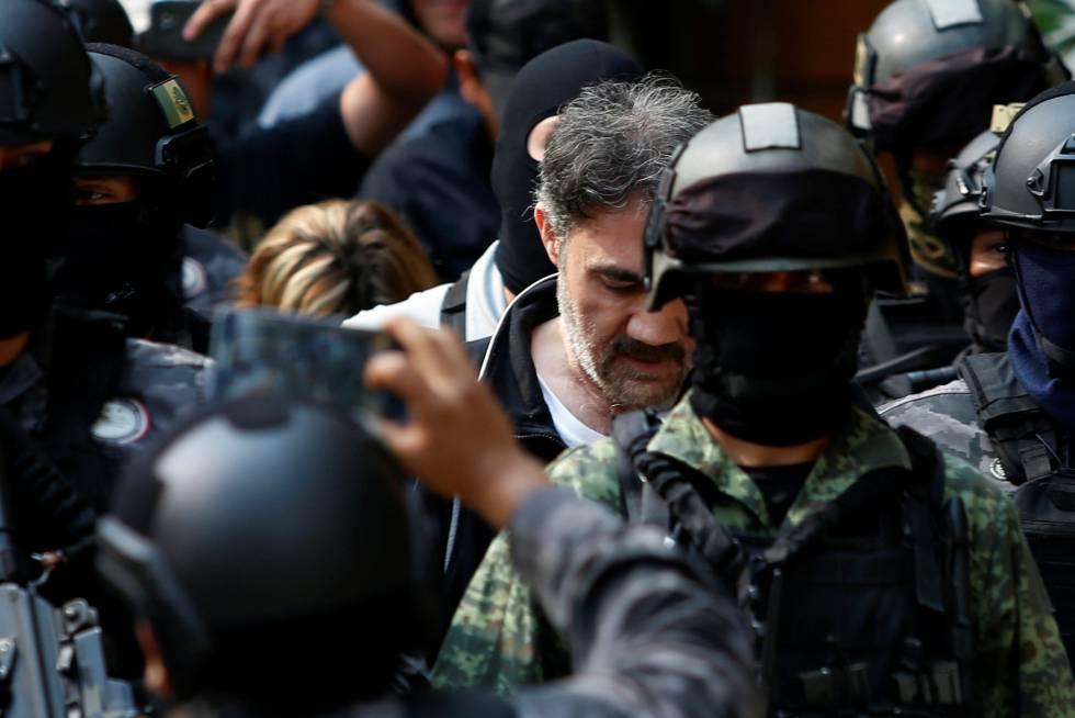 Se queda en prisión Dámaso López