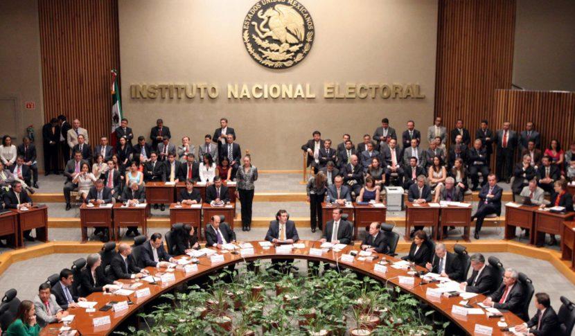 INE designa interventores para iniciar proceso de liquidación de PES y PANAL
