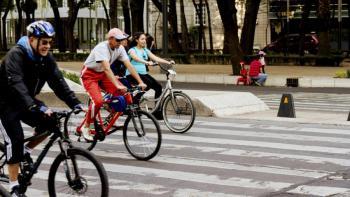 GCDMX lanza Rueda Seguro para ciclistas