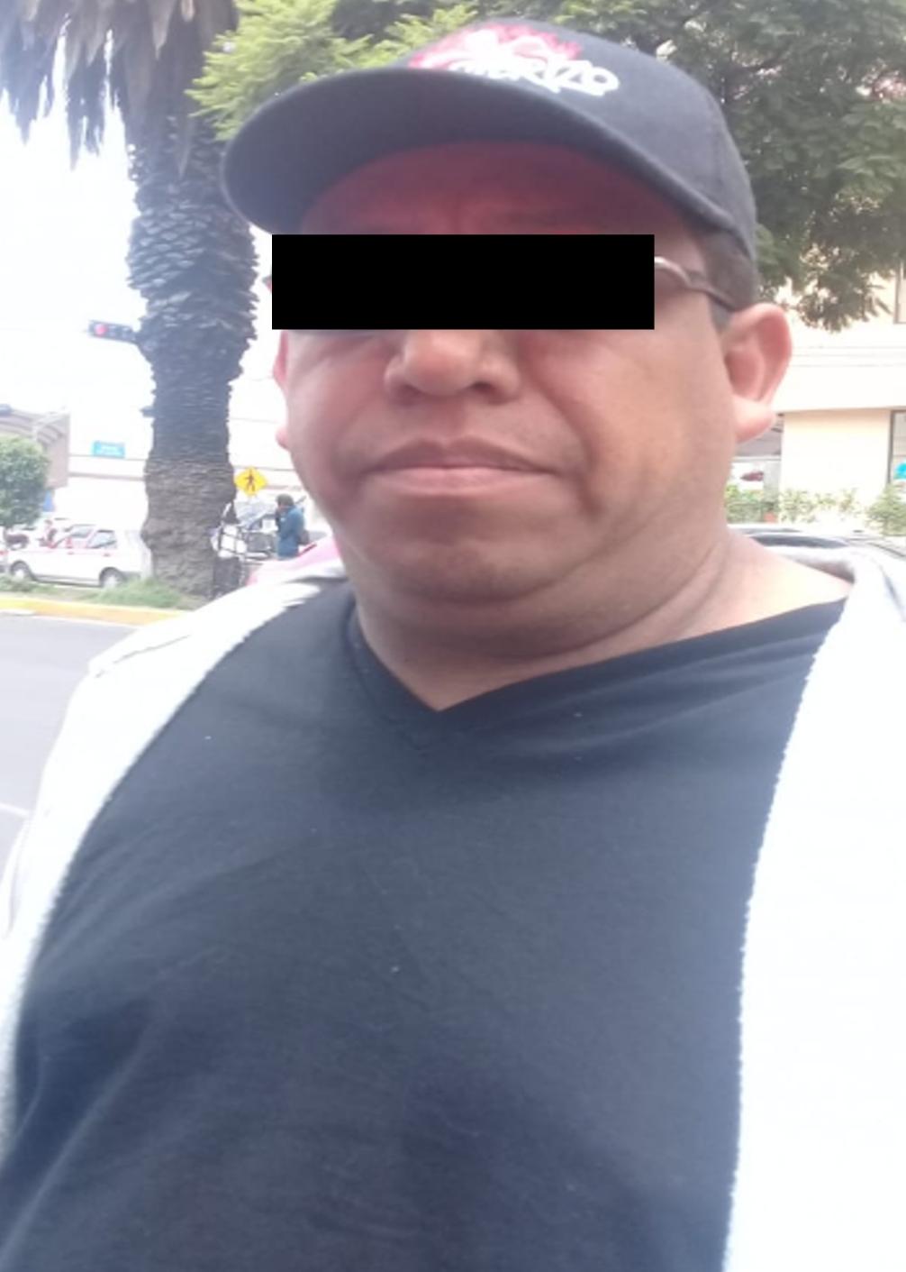 UN HOMBRE FUE DETENIDO POR SU RELACIÓN CON LOS DELITOS DE ROBO A CUENTAHABIENTE Y ROBO DE VEHÍCULO