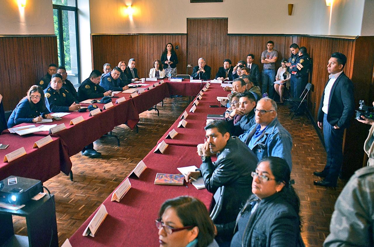 Implementa Tlalpan Semáforo Delictivo para reducir la inseguridad