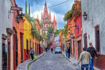 Por segundo año consecutivo nombran a San Miguel Allende como mejor ciudad del mundo