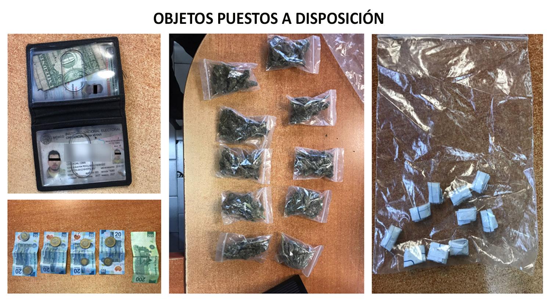 Enjuician a seis personas por delitos contra la salud, resistencia de particulares y robo en Coyoacán