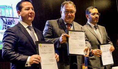 Firman SAGARPA, Salud y SEMARNAT convenio sobre plaguicidas