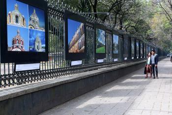Exponen en las Rejas de Chapultepec la belleza del país con la muestra México en una foto