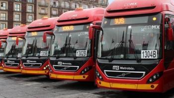 Refuerza Metrobús su servicio con 66 unidades