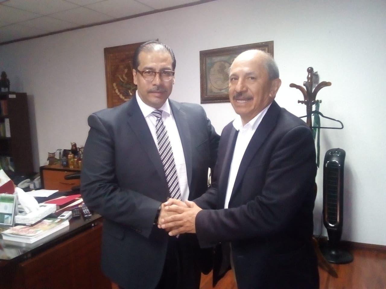 ENCABEZA ARMANDO QUINTERO MARTÍNEZ INSTALACIÓN DE LA COMISIÓN PARA EL CAMBIO DE GOBIERNO EN IZTACALCO