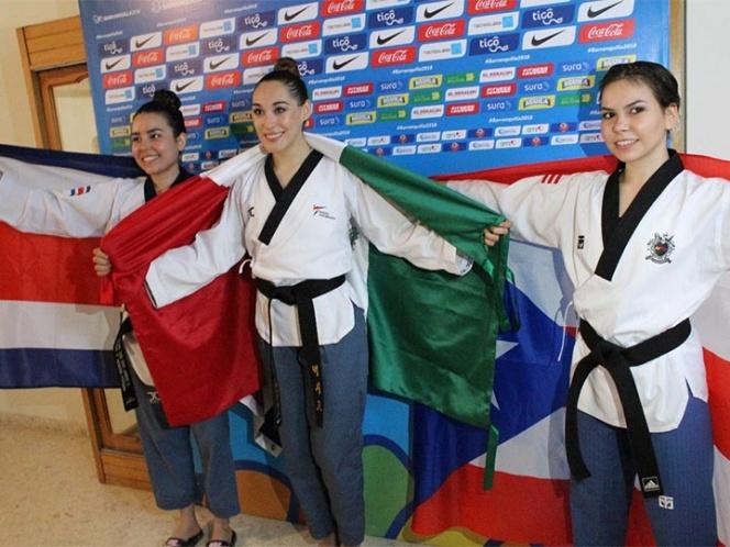 Primer oro para México en Juegos Centroamericanos y del Caribe
