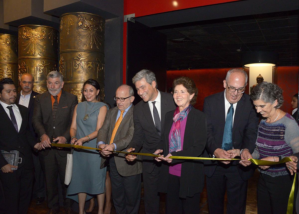 A través de 254 obras maestras, el Museo Nacional de Antropología invita a seguir Las huellas de Buda