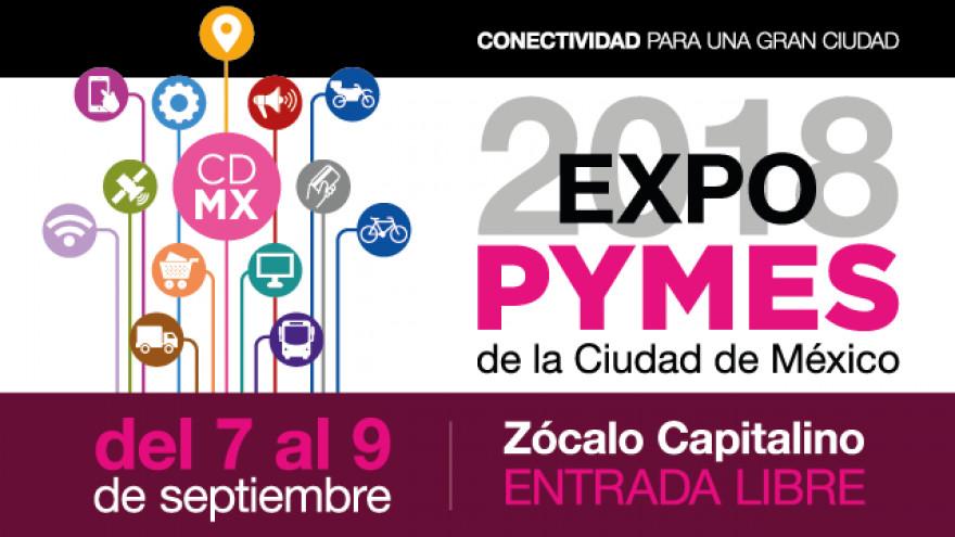 Abren convocatoria para participar en Expo PYMES en Zócalo CDMX