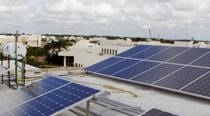 GCDMX invierte 20 mdp en celdas solares para hospitales