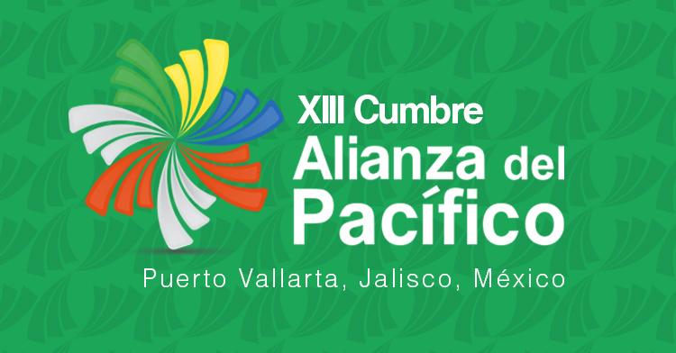 Se lleva a cabo la XIII Cumbre de la Alianza del Pacífico