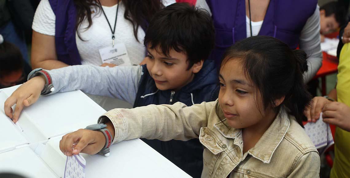 Alista IECM Consulta para niñas, niños y adolescentes de la Ciudad de México