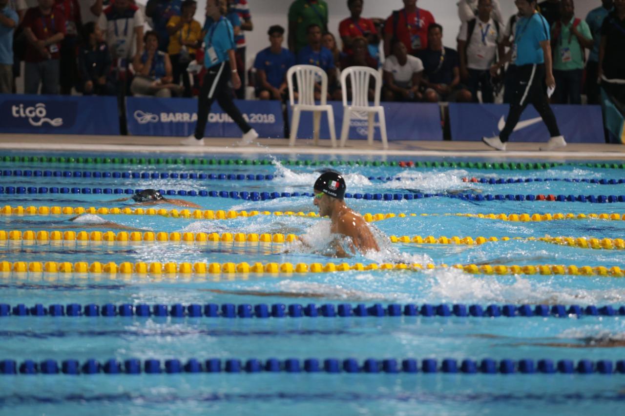 México, monarca centroamericano de la natación