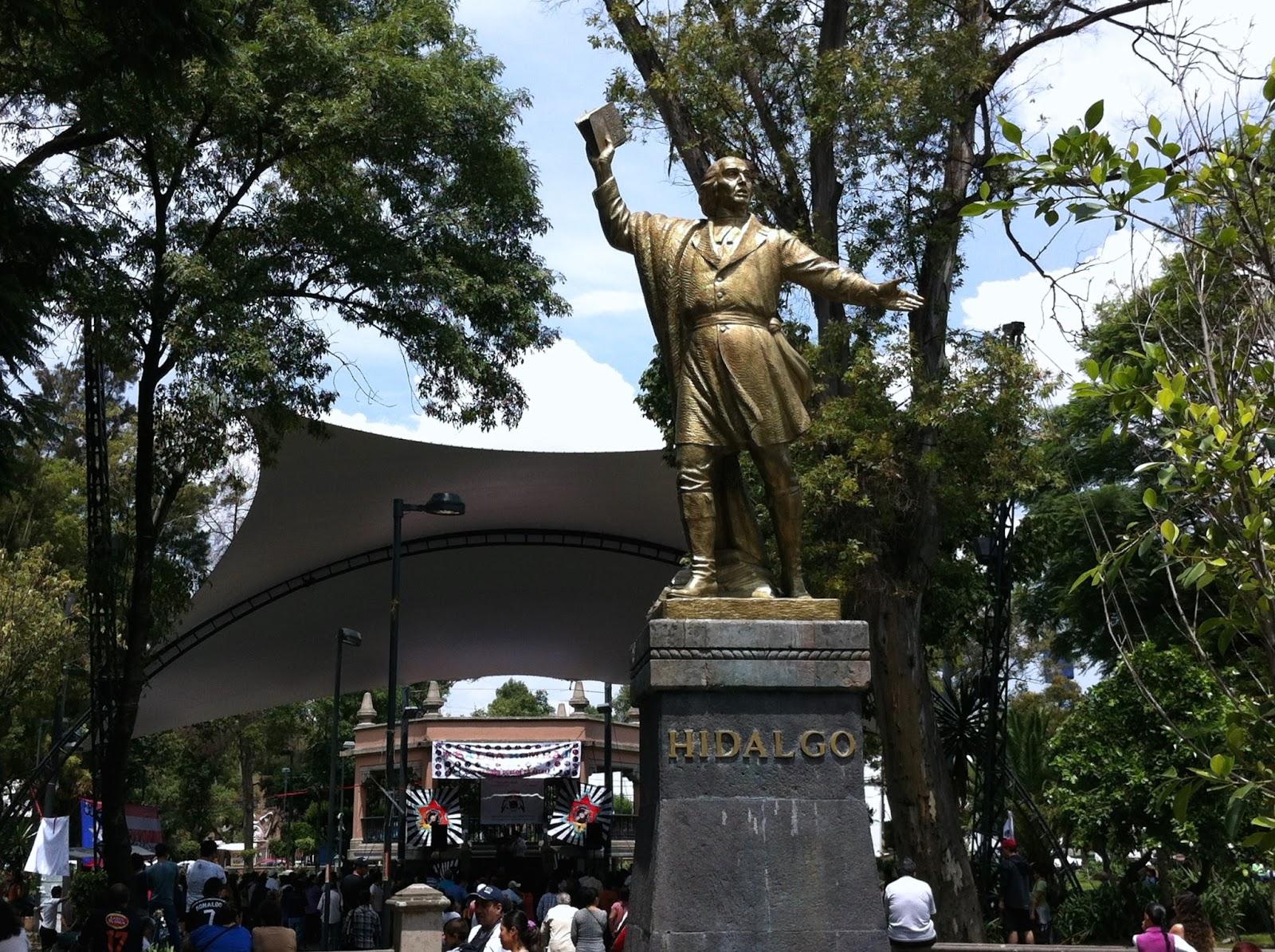 Conmemorarán el 207 aniversario luctuoso de Miguel Hidalgo y Costilla en el Jardín Hidalgo