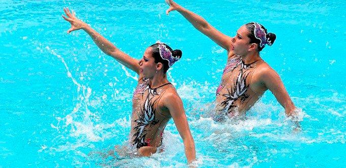 Obtiene México su tercera medalla de oro en nado sincronizado en los JCC