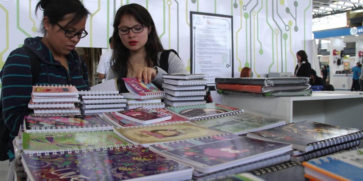 No te pierdas la Feria de útiles escolares y cómputo 2018 en la UNAM