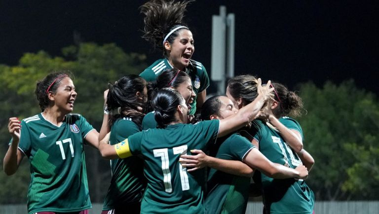 El Tricolor femenil es bicampeón en los Centroamericanos