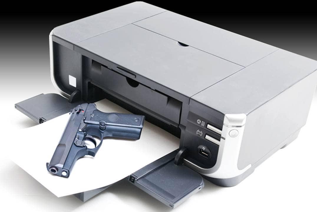 A partir de hoy, legal fabricar armas con impresoras 3D en EEUU