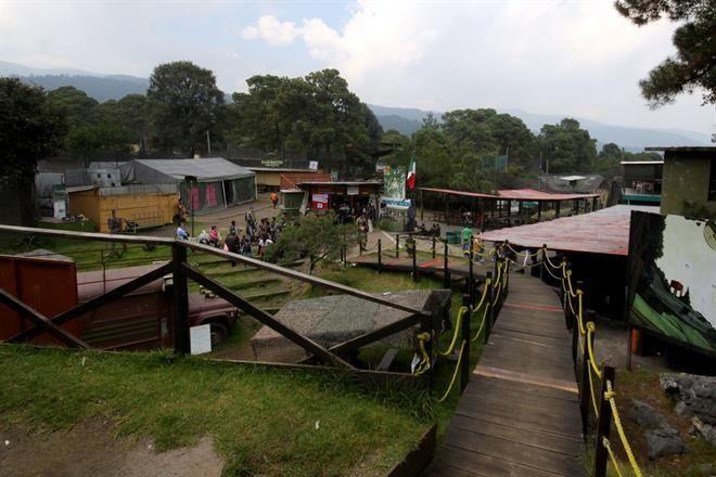 Verde Ajusco, la nueva zona turística de la CDMX
