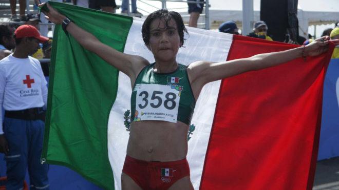México se lleva otro oro ahora en Maratón de los JCC