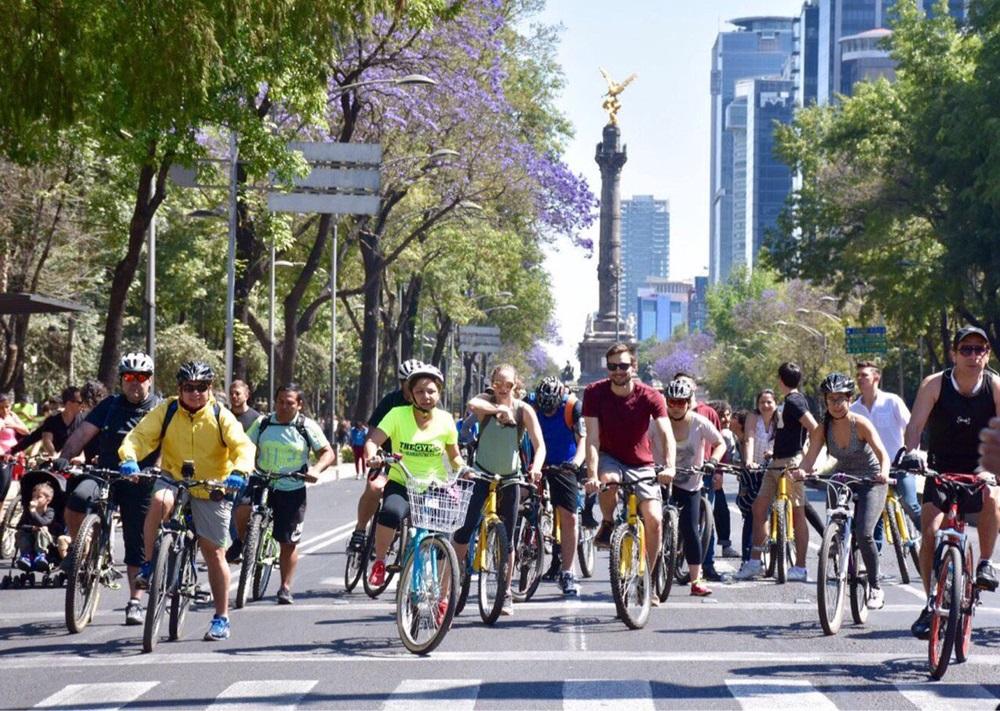 Impulsa SEDEMA nuevo plan de movilidad ciclista