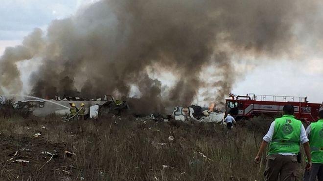 Sobreviviente de avionazo en Durango demanda a Aeroméxico