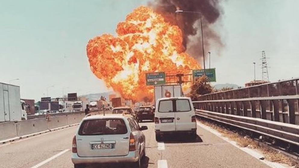 Explosión en Bolonia, Italia, deja 67 heridos