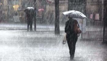 Fuertes lluvias y caída de granizo en CDMX para esta tarde y noche