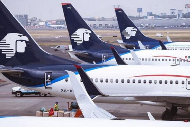 Once pasajeros estadounidenses demandan a Aeroméxico