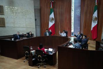 El TEPJF confirma la validez de la elección municipal en Peribán, Michoacán