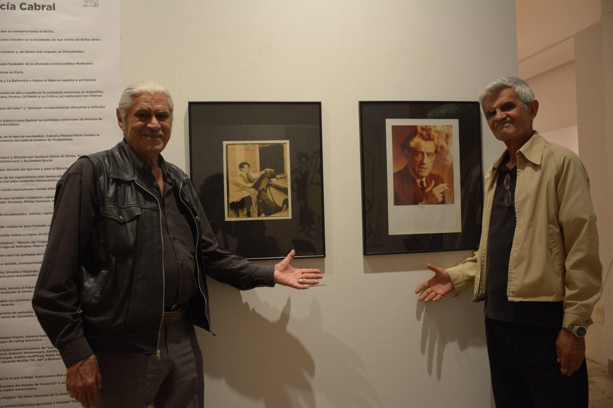 Obra de El Chango García Cabral se expone en el Museo de Historia de Tlalpan